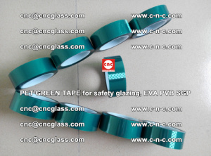 Green Ribbon Tape for safety laminated glass galzing (18)